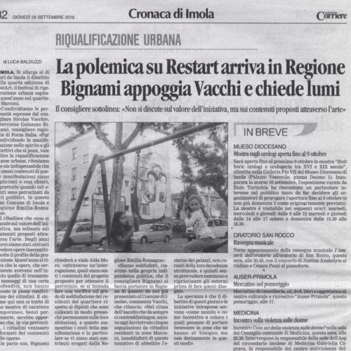 BIGNAMI APPOGGIA VACCHI: DALLA REGIONE PARTE L'INTERPELLANZA