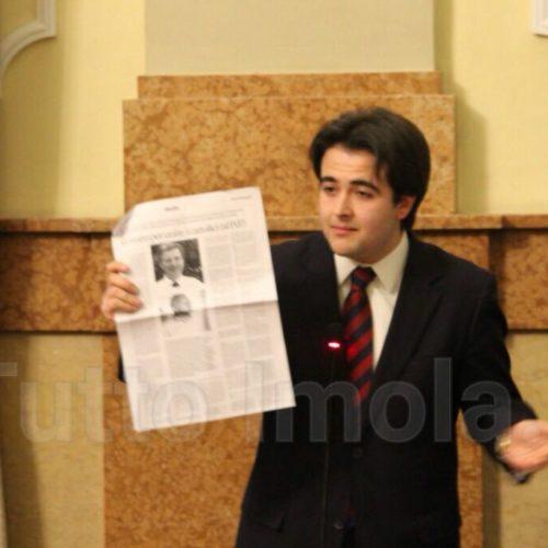 VACCHI (INSIEME SI VINCE): MIRRI E' IN MAGGIORANZA CONTRO LE OPPOSIZIONI, IL SINDACO PROVVEDA