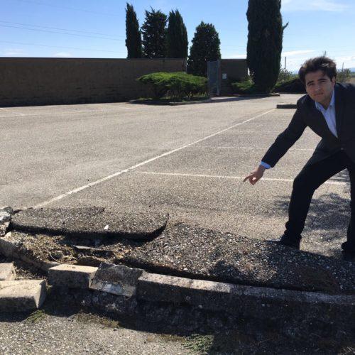 NICOLAS VACCHI (FI): DEGRADO NEL CIMITERO DI SESTO IMOLESE, IL PROBLEMA È DA RISOLVERE SUBITO