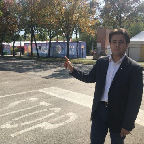 NICOLAS VACCHI (FI): AUTODROMO ZITTITO PER LA FESTA PD, SCATTA L'INTERPELLANZA