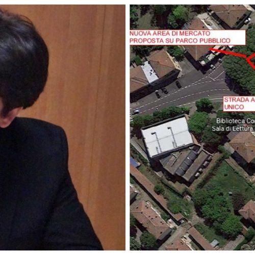 NICOLAS VACCHI (FI): NELLE FRAZIONI IMOLESI VIABILITÀ FOLLE NEI GIORNI DI MERCATO