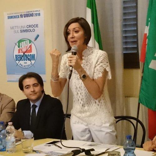 FORZA ITALIA IMOLA: SALA GREMITA A PALAZZO MARCHI PER L'APERTURA DELLA CAMPAGNA ELETTORALE