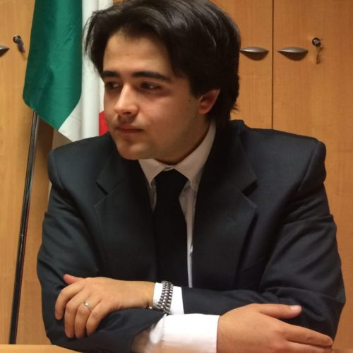 NICOLAS VACCHI ESPRIME IL CORDOGLIO PER LA MORTE DI MONS. GIUSEPPE FABIANI VESCOVO EMERITO DI IMOLA
