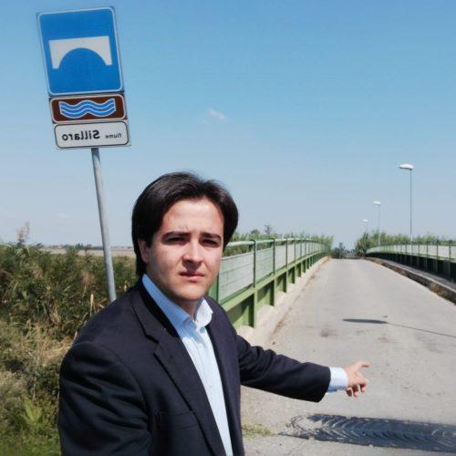 NICOLAS VACCHI (FORZA ITALIA): PONTI DA MANTENERE, STRADE COMUNALI E FRAZIONI DIMENTICATE, URGENTI INTERVENTI SU VIA TIGLIO E PONTE SUL SILLARO