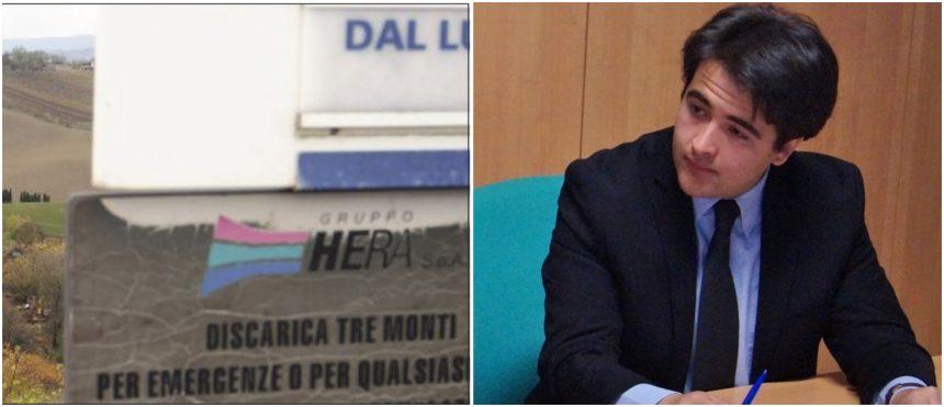 NICOLAS VACCHI (FORZA ITALIA): DISCARICA, QUAL E' LA STRATEGIA DEL MOVIMENTO 5 STELLE?