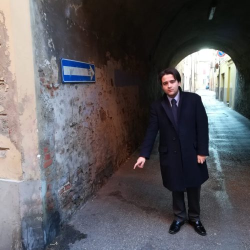 NICOLAS VACCHI (FI): DEGRADO NEL CENTRO STORICO, ADESSO BASTA.