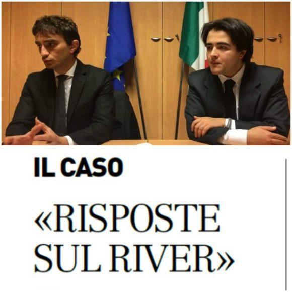 """Imola. River Side, Bignami-Vacchi: """"La giunta imolese batta un colpo"""""""