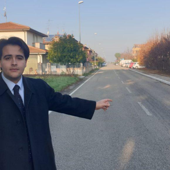 NICOLAS VACCHI (FDI): DISSUASORI IN VIA GARDI A SESTO IMOLESE, LA PROPOSTA AL COMMISSARIO PREFETTIZIO