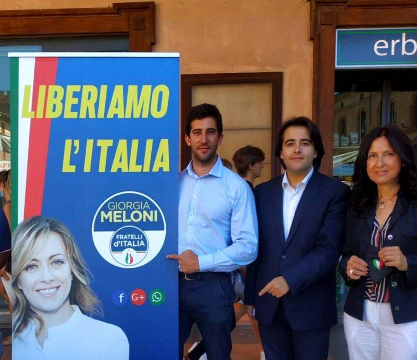 FRATELLI D'ITALIA IMOLA PRESENTA IL SIMBOLO