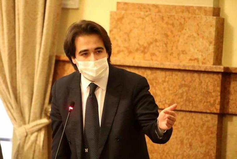 NICOLAS VACCHI (FDI-VICEPRESIDENTE DEL CONSIGLIO COMUNALE DI IMOLA): FACCIAMO IL CONSIGLIO COMUNALE IN PRESENZA SOTTO IL CENTRO CITTADINO
