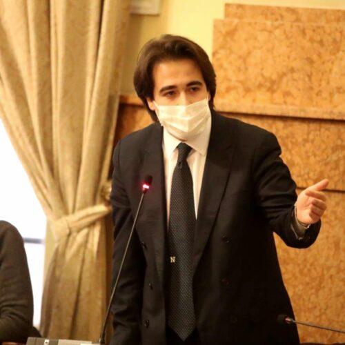 NICOLAS VACCHI (FDI): È DANNO AI CITTADINI IL TAGLIO DEI CONSIGLI COMUNALI VOLUTO DA TUTTE LE FORZE POLITICHE –  FRATELLI D'ITALIA NON CI STA