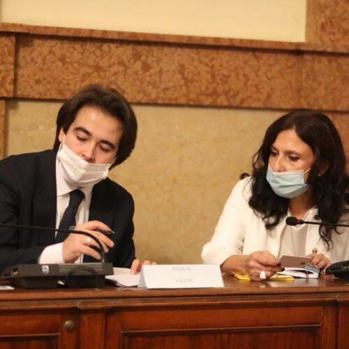 VACCHI-MERLI (FDI): GLI ASSESSORI DEL PD DANNO RAGIONE ALLE PROPOSTE DI FRATELLI D'ITALIA? CHE GIUDIZIO NE DÀ IL SINDACO? PRESENTEREMO ODG IN AULA