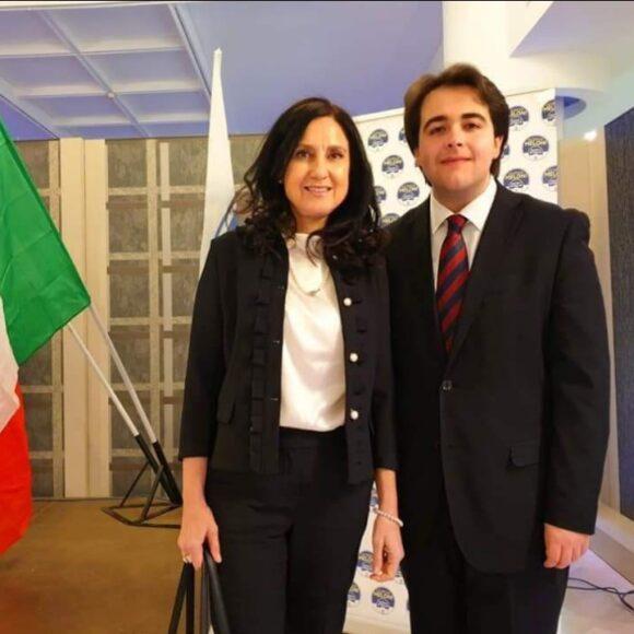 NICOLAS VACCHI E MARIA TERESA MERLI PRESENTANO IL MAGGIOR NUMERO DI PROPOSTE AL BILANCIO COMUNALE: FRATELLI D'ITALIA PRIMA FORZA POLITICA PER PROPOSTE AL BILANCIO.