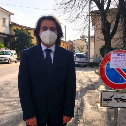 NICOLAS VACCHI (FDI): ASFALTATO NELLE STRADE DI FRAZIONI, FINALMENTE SI È DATO ASCOLTO A UNA NOSTRA BATTAGLIA