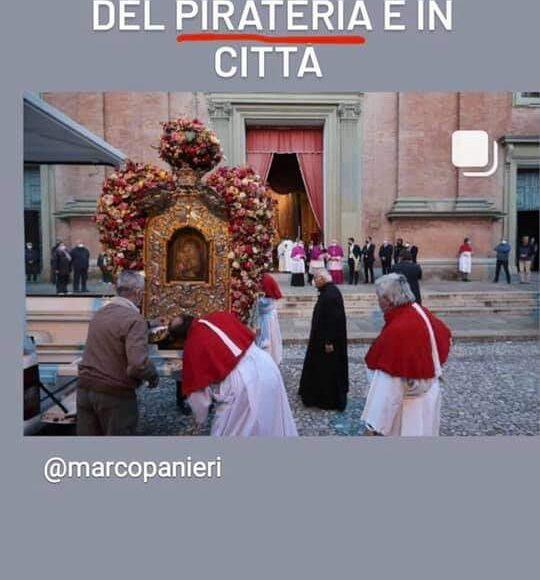"""NICOLAS VACCHI (FDI): PROFILO INSTAGRAM DEL COMUNE DI IMOLA, LA MADONNA DEL PIRATELLO DIVENTA """"MADONNA DELLA PIRATERIA"""", CHIEDETE SCUSA"""